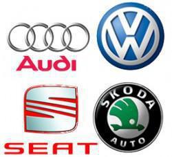 VW groupe (AUDI,VW,SEAT,SKODA)