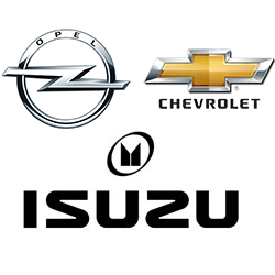 Opel, Isuzu, Chevrolet